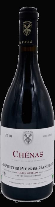 Garrada do vinho Chenas Les Petites Pierres-Gandelins