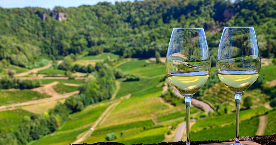 Como são produzidos os vinhos dos vinhedos do Jura?
